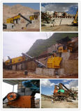 Stone Production Line Mobile Crushing Plant for Crusher Stone