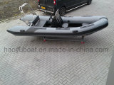 15.5feet Made in China Cheap Rib Boat, Inflatable Fishing Boat, Sport Boat Rigid Boat for Sale