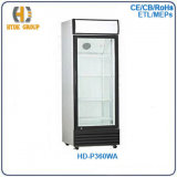360L Fan Cooling Display Drink Cooler (HD-P360WA)