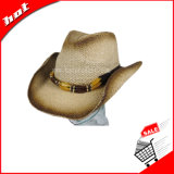 2017 Fashion Paper Straw Cowboy Hat