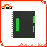 Black Colour High Quality Spiral Notebooks Wholesale (SNB120)