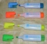 United Nation Logo Printed Cheap Promotional Highlighter Pen