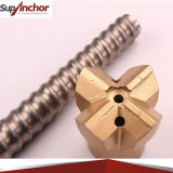 Self Drilling Rock Bolt (R32S)