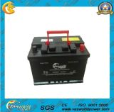 DIN Standard Medium Size Mf Car Battery 12V75ah