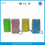 Colorful Tablet PC Power Bank with Keychain for Mobile Phone