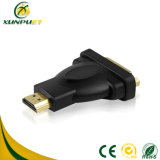 Black 4K*2K, 3D Power HDMI Cable Audio Converter Adapter