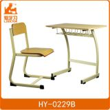 Kids School Table and Desk Single Furniture in Wholesale