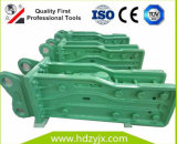 Top Type Rock Breaker Spare Part Bracket Frame