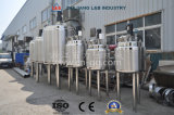 Stainless Steel Agitator Vessel/Tank Electric Heating Mixing Tank with Agitator