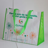 PP Non Woven Shopping Bag with Lamination