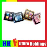 6th Generation Touch Screen MP3 MP4 Player 2GB/4GB/8GB 1.8 Inch MP4