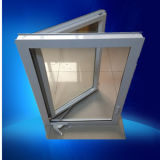 American Style Rolling Opening Aluminum Casement Window
