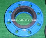 PVC /PE /Di Pipe Quick Flange Adaptor