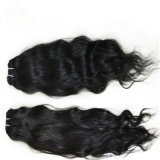 Human Hair Natural Wave Virgin Brazilian Hair (ZYWEFT-98)