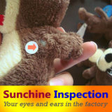 QC Inspection Services for Plush Toys in China