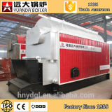 Fully Equipped 10t/H Capacity Horizontal Type Wood Pellet Boiler