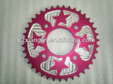 CNC Aluminum Alloy Motor Sprocket of 420