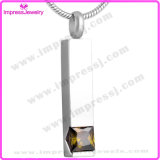 Promotion Memorial Cremation Urn Jewelry for Ashes with Zircon