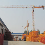 Flat Top Tower Crane for Sale by Hsjj (QTZ 5513)