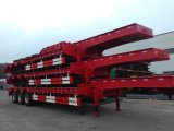 China Manufacture Directly Price Skeleton Semi Trailer for Sale Loading Container