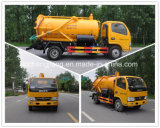 High Pressure Vacuum Sewage Suction Truck