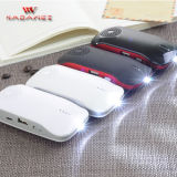 Flash Light 2000mAh Mobile Power with Bluetooth Handsfree and Bluetooth Speak
