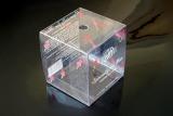 Custom Clear PVC Gift Box