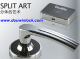 New Split Italian Card Door Lock (671RFSC)