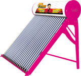 Uunpressurized Solar Water Heater with CE Approval