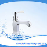 Single Handle or Single Lever of Brass Body Basin Mixer From China (R6811M)