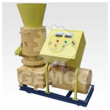 Flat Die Crop Stalk/Grass Pellet Making Machine (ZLSP200-400)