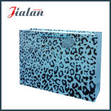 Leopard Print Customize Logo Cheap Wholesales High Quality Paper Bag