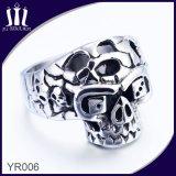 Shaped Skull Ring Yr006