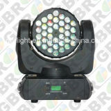 Gbr Stage Lighting 36*3W RGB LED Beam Moving Head Light