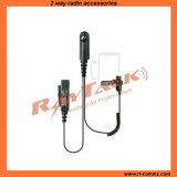 Acoustic Tube Earpiece for Two Way Radio with Ptt (EM-4238C)