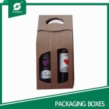 2 Pack Paper Packing Wine Box (FP6063)