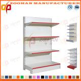 Customized Steel Supermarket Flatback Panel Wall Shelves (Zhs581)