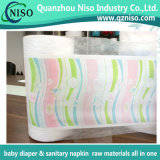 Soft Skin-Friendly Baby Diaper Laminated Film with Ce (HY-058)