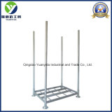 Stackable Storage Hot Galvanized Heavy Duty Industrial Steel Pallets Rack