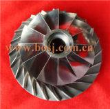 Gt2871 Turbo Billet Compressor Wheel Impeller 452546-0005 / 452546-5 Gt2871r 53.11*70.98 Trim 56 11+0 Blades Factory Supplier Thailand