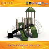 Outdoor Equipment Plastic Playground Playhouse