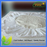 100%Cotton Waterproof Band Type Dust Mite Mattress Protector Cover