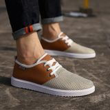 New Casual Shoes Mesh Breathable Fashion Footwear for Men (AKMS3)