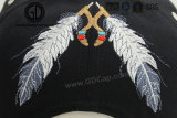 New Fashion Nation Feather Style Dreamcather Embroidery for Clothing & Hat