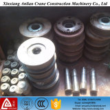 Industrial Steel Forged and Casted Crane Rail Wheel