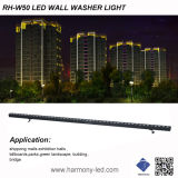 Colorful Outdoor Hotel Building Lighting by LED Wall Washer Lighting