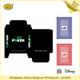 Custom Paper Playing Cards Play Poker Cards (JHXY-PPK001)