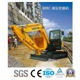 Popular Model Mini Excavator of 906c