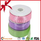 Paper Core Packing Polyester Satin Ribbon Roll