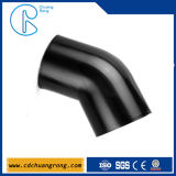 HDPE Draining Pipe 90 Degree Elbow Fitting